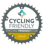 Cycling friendly gold