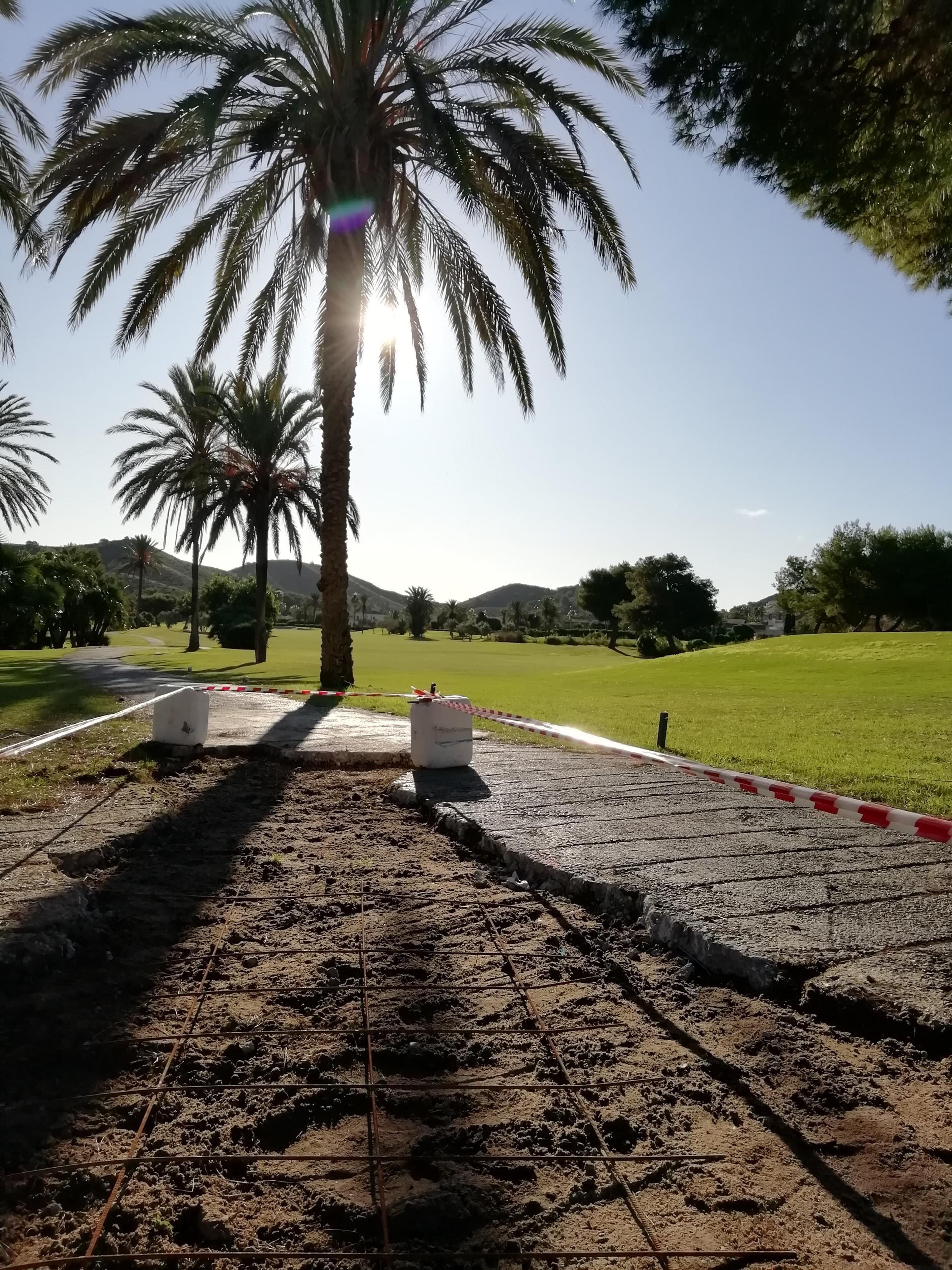 caminos golf La Manga Club
