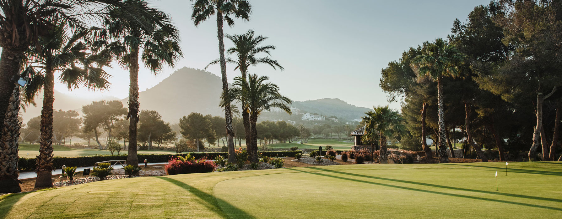 La Manga Club, golf