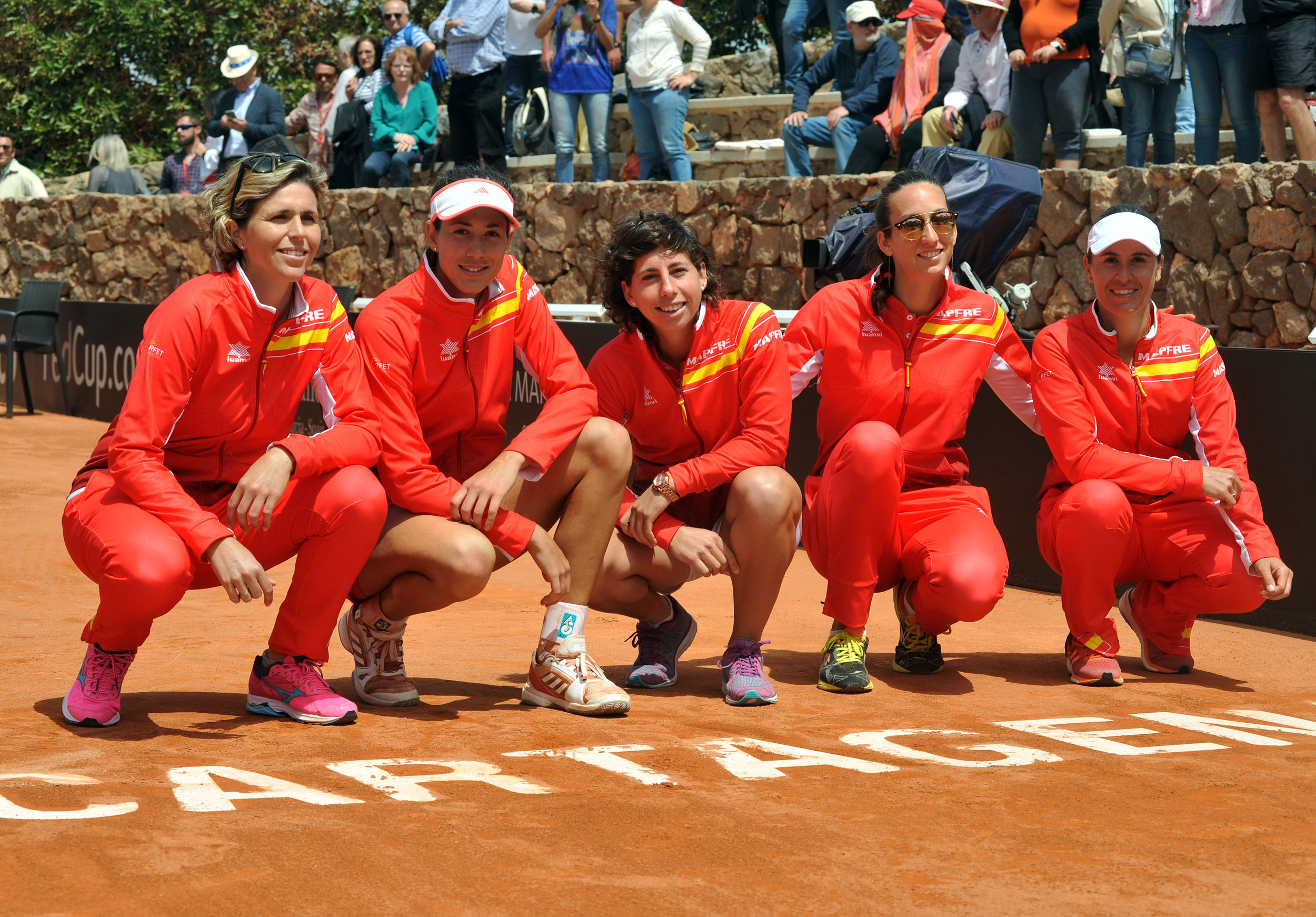 Fed Cup en La Manga Club
