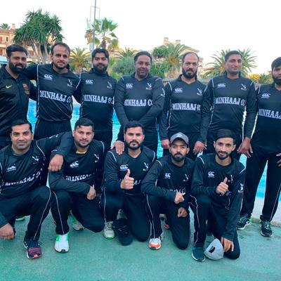 la manga club cricket european cricket league