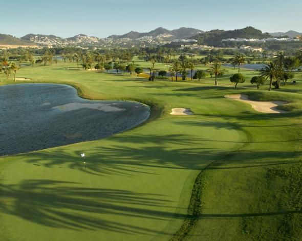 El Hotel Príncipe Felipe 5* and the South Course at La Manga Club, nominated at the World Golf Awards
