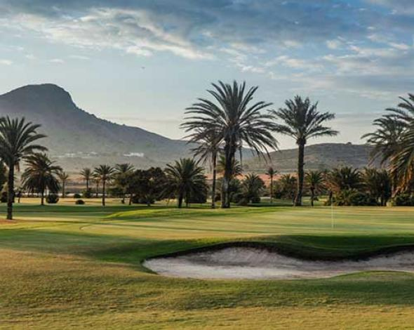 Campeonato internacional senior femenino de golf La Manga Club