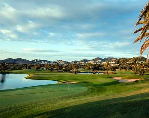 La Manga Club, mejor resort de golf de España (Today's Golfer)