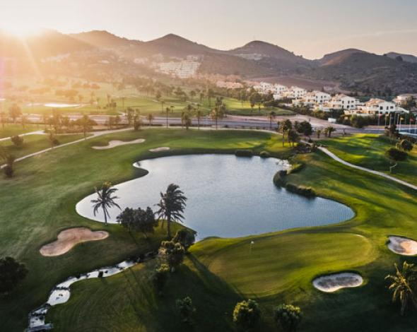 Golf en La Manga Club