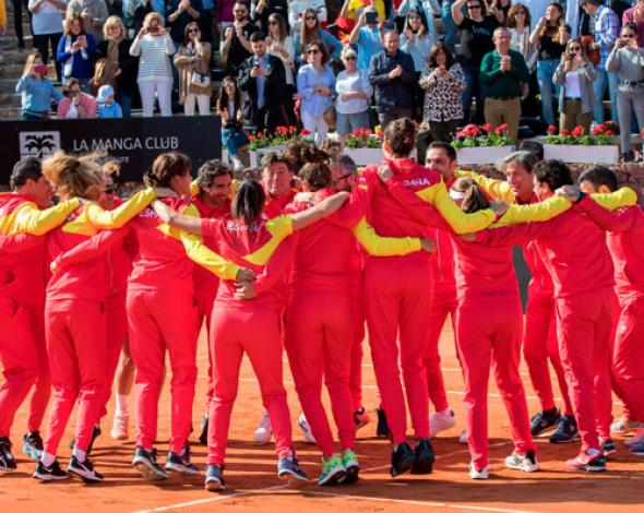 fed cup la manga club