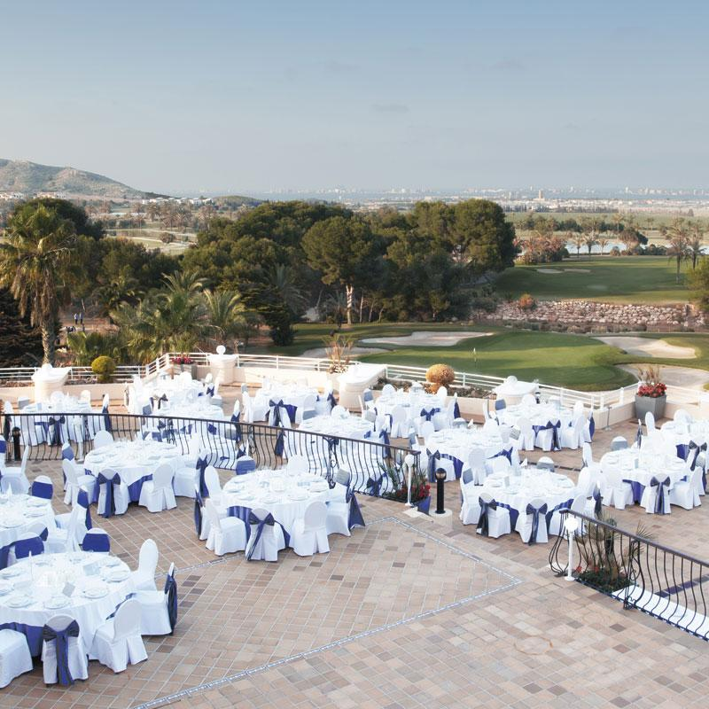 Eventos corporativos en La Manga Club
