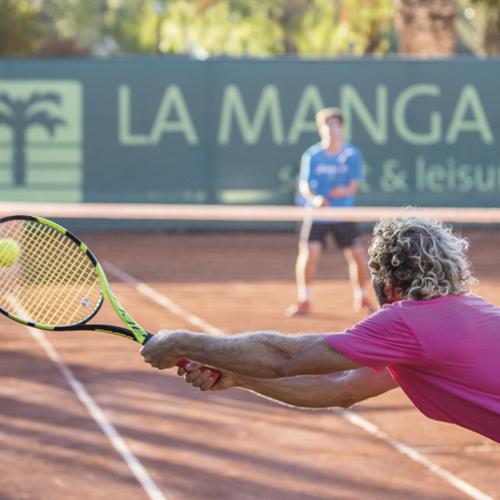 17º La Manga Club Seniors Tennis Open