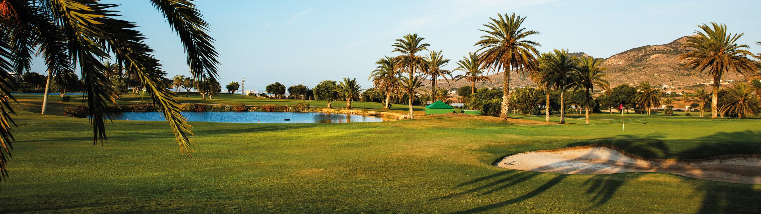 La Manga Club - Golf - North Course