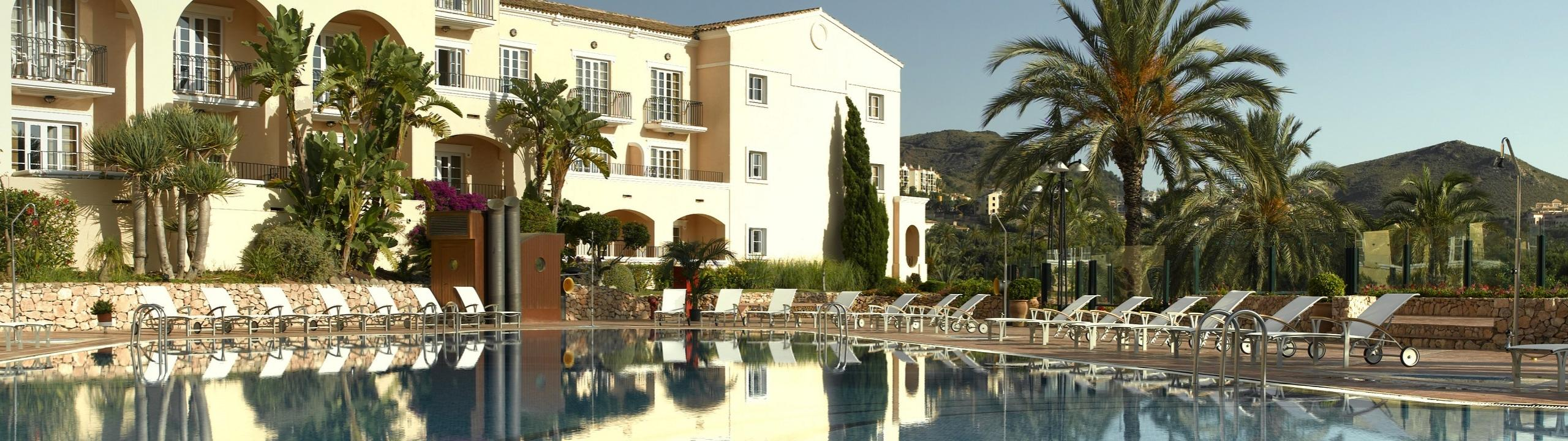 La Manga Club Swimming Pool