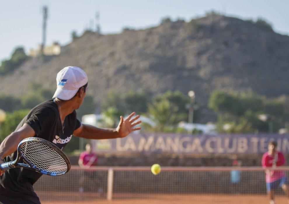 La Manga Club, adults tennis academies