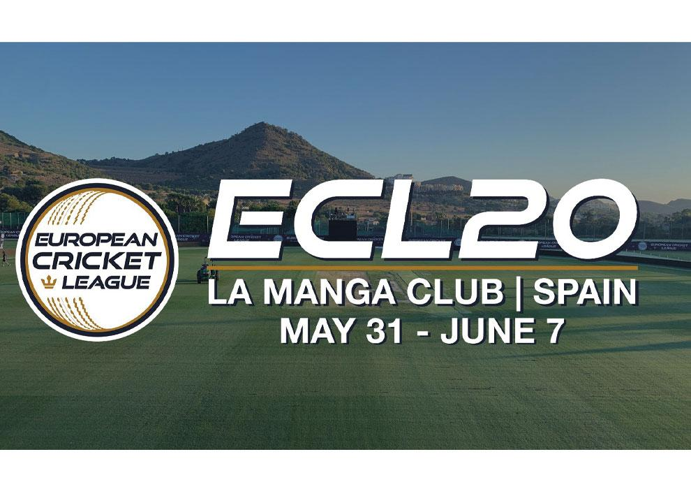 European Cricket League 2020 La Manga Club