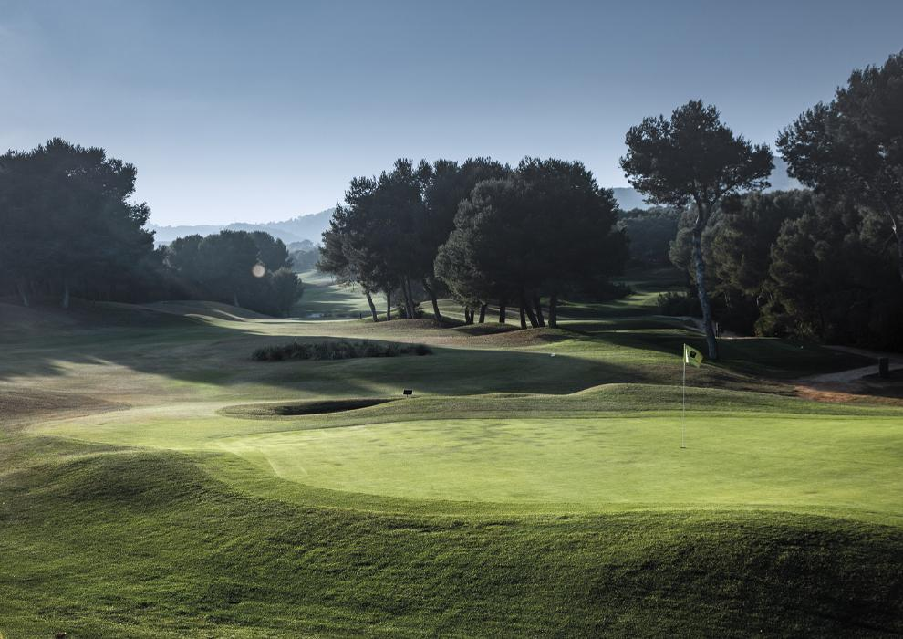 West course - golf - La Manga Club