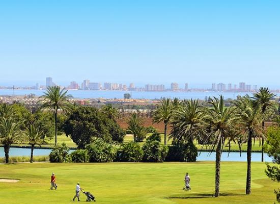 Flexible bookings at  La Manga Club