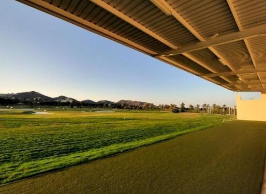 Free golf lessons at La Manga Club