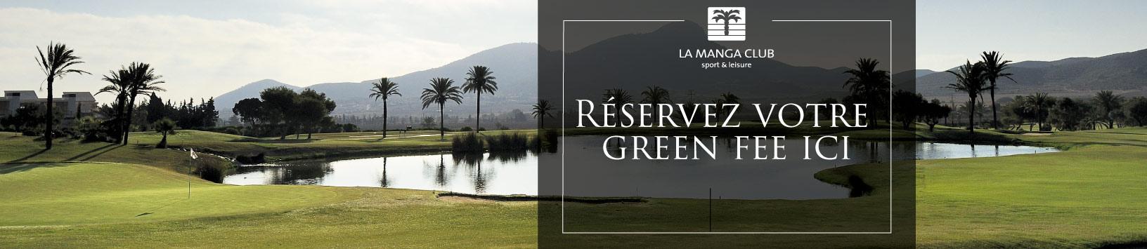 reservas de golf